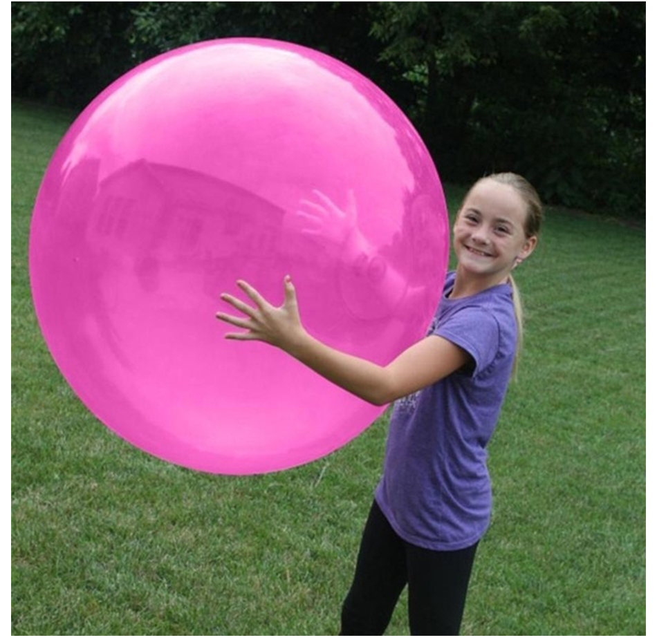 Air/Water Inflatable Jelly Balloon Ball Outdoor Toy 11