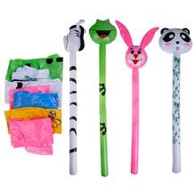 Новинка года! Надувные игрушки в виде животных из мультфильма, 1 шт., Длинные надувные молоты, детские игрушки