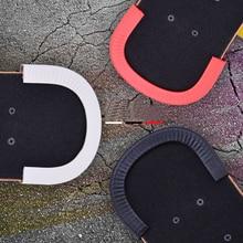 Protector Dance-Board Bumpers Deck-Guards Rubber 1-Pair 30cm U-Design Universal Crash