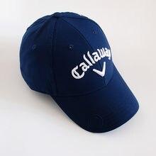 Męska czapka golfowa magnetyczny znak Sport regulowana czapka z daszkiem 3D haft