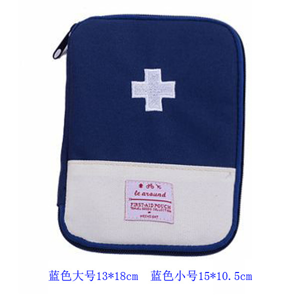 Women Men Portable first aid bag Cosmetic Toiletries Wash bag Travel Kit Organizer Medical Bag Travel Trip in Cosmetic Bags Cases from Luggage Bags
