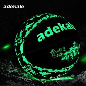 Fluorescent basketball