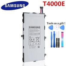 Di Ricambio originale Batteria di Samsung Per La Galassia Tab3 7.0 T217a T210 T211 T2105 Genuino Tablet Batteria T4000E 4000mAh