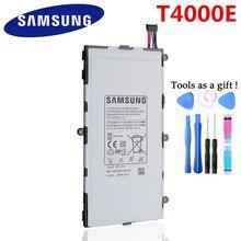 Original Ersatz Samsung Batterie Für Galaxy Tab3 7,0 T217a T210 T211 T2105 Echtem Tablet Batterie T4000E 4000mAh