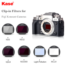 Kase Built-in CMOS Protector MCUV/ND/Light Pollution Filter for Fuji X-mount Camera X-T4 X-T3 X-T2 X-T40 X-T30 X-PRO3 X-H1