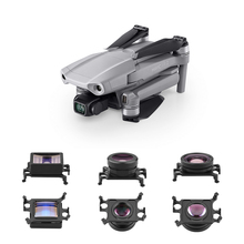 Wide-angle Lens Fisheye Lens 1.33X Anamorphic Lens for DJI Mavic AIR 2 Drone Accessory HD Wide Angle Camera Lens for mavic air2