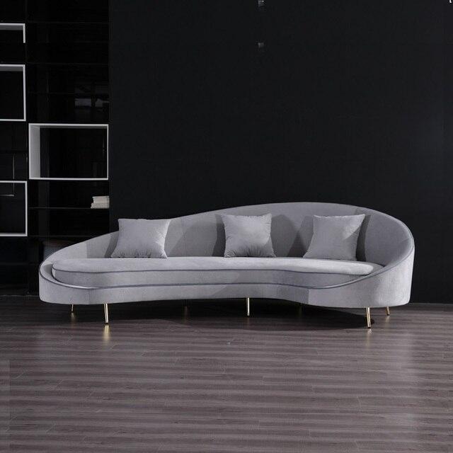 U-BEST 4-star/ 3 star Moon Shaped Sofa Couch 3