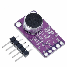 Max9814 высокопроизводительный микрофон усилитель с АРУ модуль