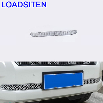 Automobile Automovil Modified Trunk Front Rear Bumper Grille Exterior Car Styling Decoration Modification 18 19 FOR Toyota Prado