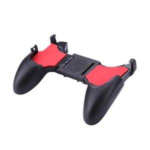 5 в 1 PUBG Moible контроллер геймпад Free Fire L1 R1 триггеры PUGB мобильный игровой коврик ручка L1R1 джойстик для iPhone Android телефон джойстик для телефона геймпад джойстик