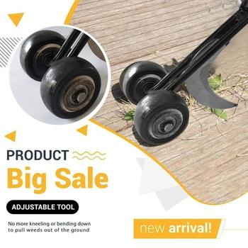Weeds Snatcher Portable Grass Trimmer Lawn Weed Remover Edger Gardening Mowing Power Tool Kits Trimmer Grass Cutter Dropshipping