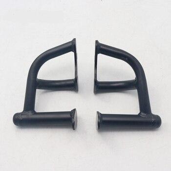 Engine Guard Highway Crash Protector Bars For Yamaha V-Max 1200 85-07 Black