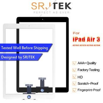 Дигитайзер для iPad Air 3 2019, сенсорный экран для iPad 2019, Air3, сменная стеклянная панель, A2152, A2123, A2153, A2154