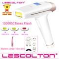 Lescolton 4in 1 1000000 zeit IPL Laser Haar Entfernung Maschine Lazer epilierer mit LCD Display Haar entfernung Für Boay Bikini gesicht-in Epilierer aus Haushaltsgeräte bei