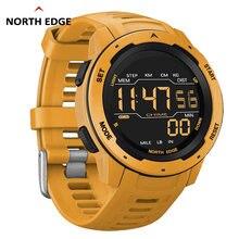 Часы north edge мужские цифровые спортивные водонепроницаемые