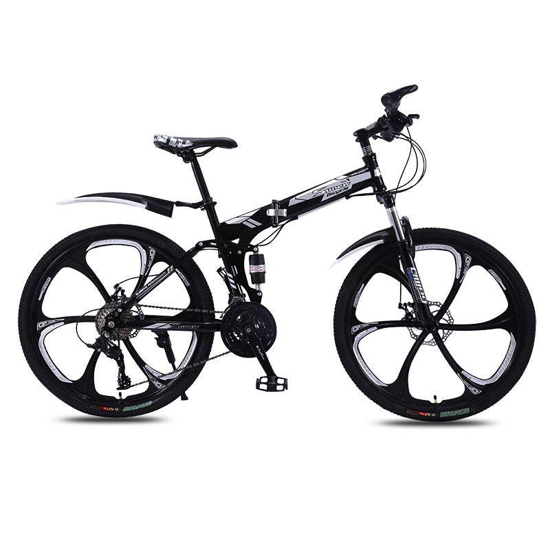 Cycling Bicycle Mountain Bike Adult Men And Women One Wheel Off Road Speed Double Shocking Bicycle 2019 New