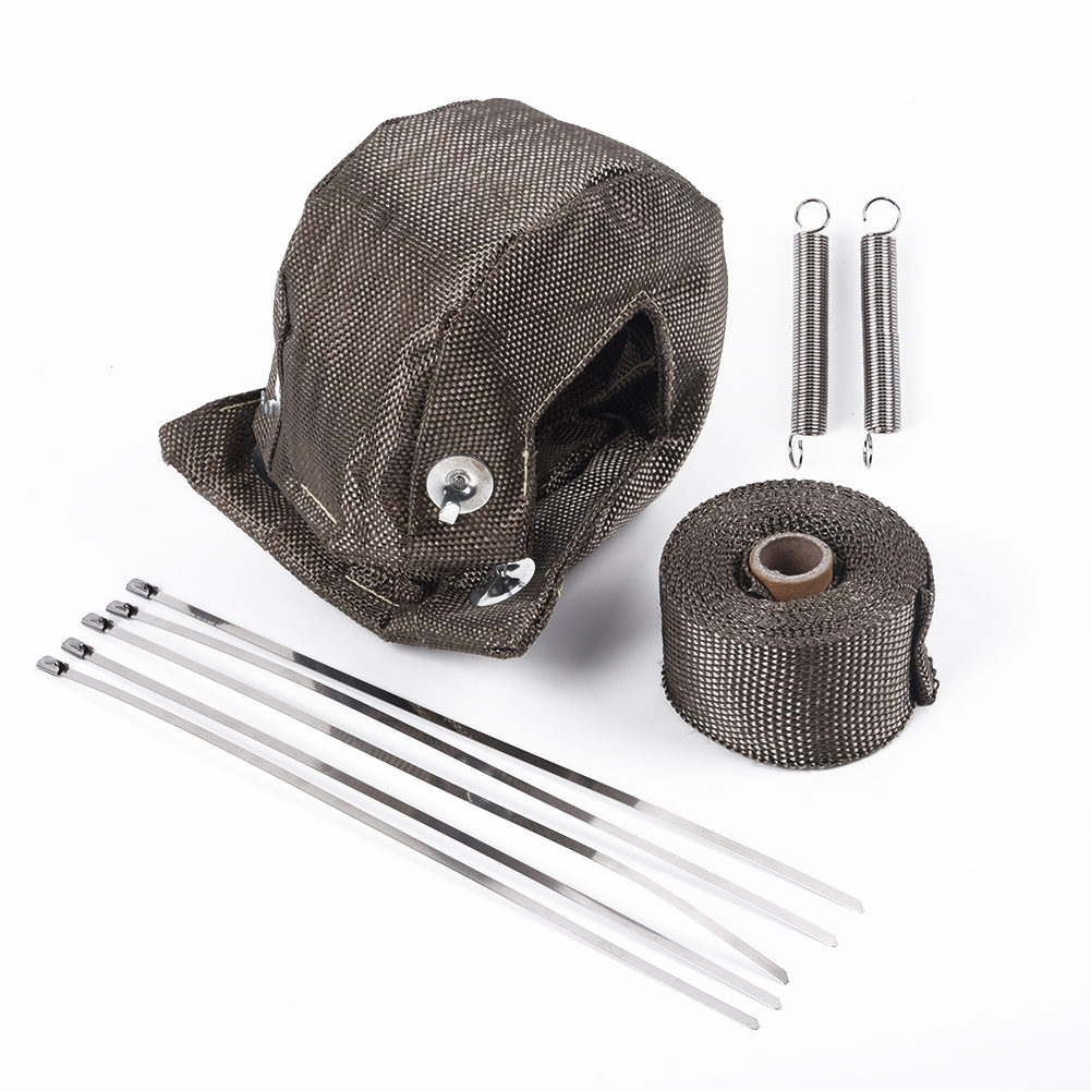 5cmX5m For <font><b>T3</b></font> <font><b>turbo</b></font> <font><b>Turbo</b></font> Heat Barrier <font><b>Blanket</b></font> Titanium Replacement Rear Spring Retainers Ties <font><b>Turbo</b></font> Heat Barrier <font><b>Blanket</b></font> Accs image