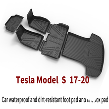 Tesla модель s на заказ автомобиля Всесезонная tpe tpo напольный
