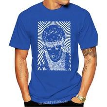 Camisetas Vintage de Junji Ito Head para hombre, ropa de Manga corta con cuello redondo, de algodón, 100%, japonés, Manga corta, 4XL, 5XL