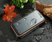 Yüksek standart büyük satış 5.5 inç ekran su geçirmez smartphone X3 2G + 16G çift sim kart Android 8.1 MT6739 1 * kulaklık