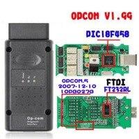 Opcom 2014 v v1.99 ftdi ft232rq novo opcom 120309a versão mais recente obd2 op com/op com/opcom|Leitores de código & Ferramentas de Verificação| |  -