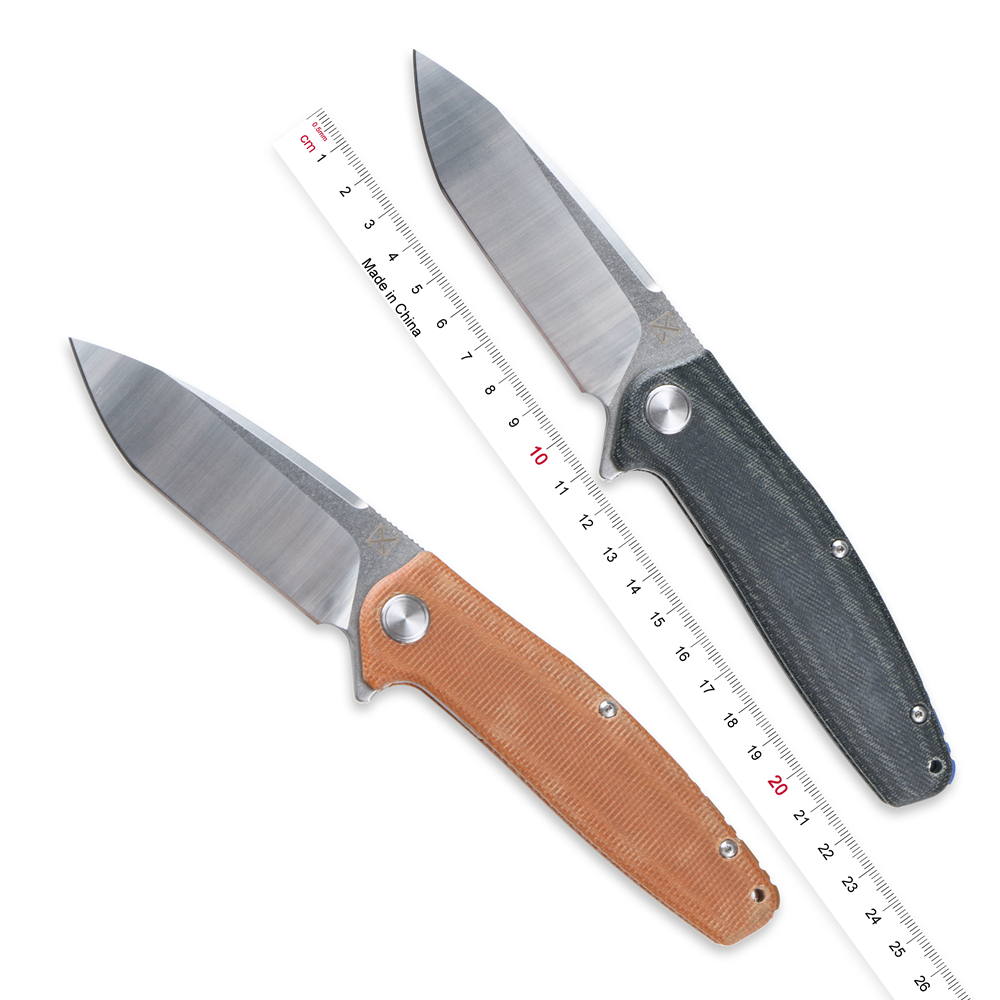 CS GO Knife 14C28N blade outdoor tactical folding knives Micarta handle camping self-defense pocket <font><b>tool</b></font> hunting cutter <font><b>yx</b></font>-751 image