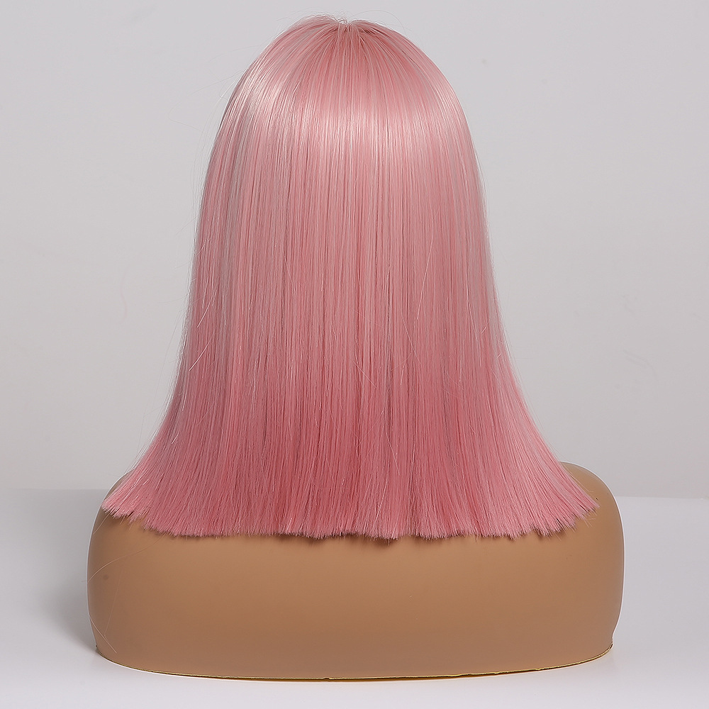 peruca de alta temperatura bonito cosplay perucas