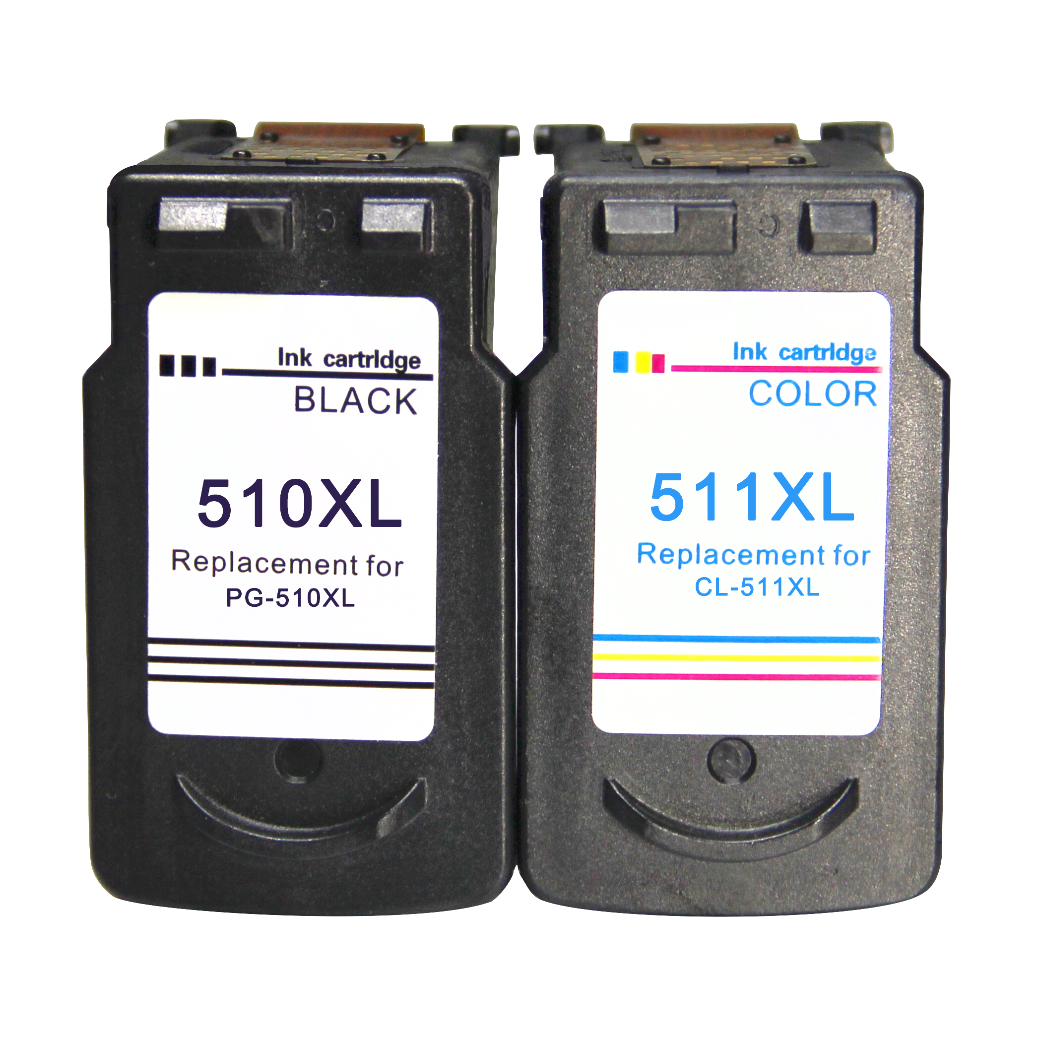 PG510 CL511 Ink Cartridge Replacement For Canon PG 510 Pg-510 CL 511 For MP240 MP250 MP260 MP280 MP480 MP490 IP2700 MP480 MX320