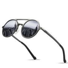Новые мужские Поляризованные светильник солнцезащитные очки