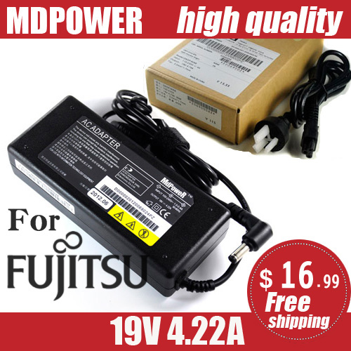 MDPOWER For Fujitsu FMV Lifebook AH531 AH550 B6220 B6220 Laptop Power Supply Power AC Adapter Charger Cord 19V 4.22A 80W
