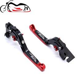 Brake Clutch Levers For HONDA CBR 600RR 2003-2018 17 16 07 06 Motorcycle Accessories Adjustable Folding Extendable Logo CBR600RR
