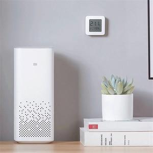 Image 5 - Умный термометр Xiaomi Mijia 2 Bluetooth датчик температуры и влажности ЖК цифровой гигрометр Измеритель влажности работа с приложением Mijia