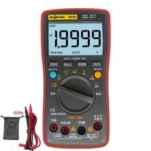 купить RICHMETERS RM303 Digital Multimeter True-RMS 19999 Counts Multimetro AC/DC Voltage Ammeter Current Ohm Transistor Tester по цене 1750.73 рублей