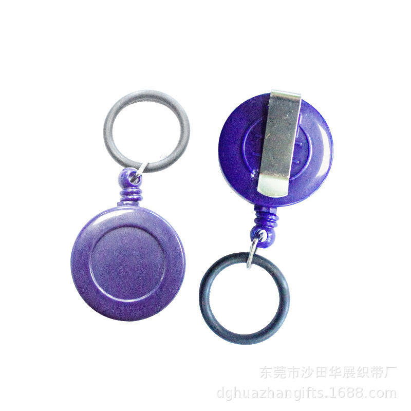 Guangdong Plastic Easy-pull Buckle Stretching Pull Peels Logo Or Epoxy