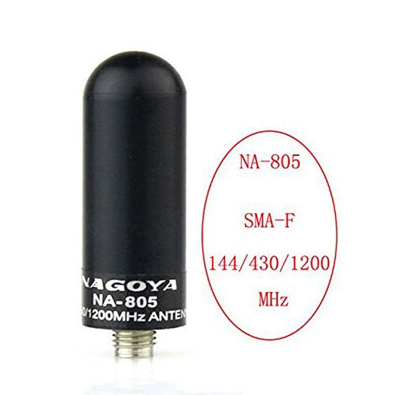Original NAGOYA NA-805 SMA Female Dual Band Antenna For Kenwood Baofeng Uv-5r GT