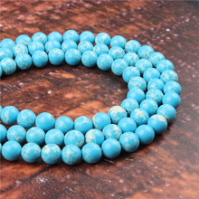 Fashion Emperor Landi Round Beads Loose Jewelry Stone 4/6/8/10 / 12mm Suitable For Making Jewelry DIY Bracelet Necklace