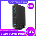Super Mini Gaming PC Intel Core i9 9900 i7-9700F i5-9400F GPU GTX1050TI 4G Windows 10 Pro MINI Computer NVMe 2 * HDMI 2,0 DP ACWIFI