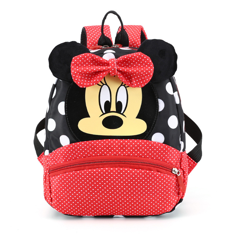 Children Cartoon Mickey Backpacks/ Kids Baby Bags Backpacks For Children/kid School Bags/Satchel For Boys And Girls Mochila