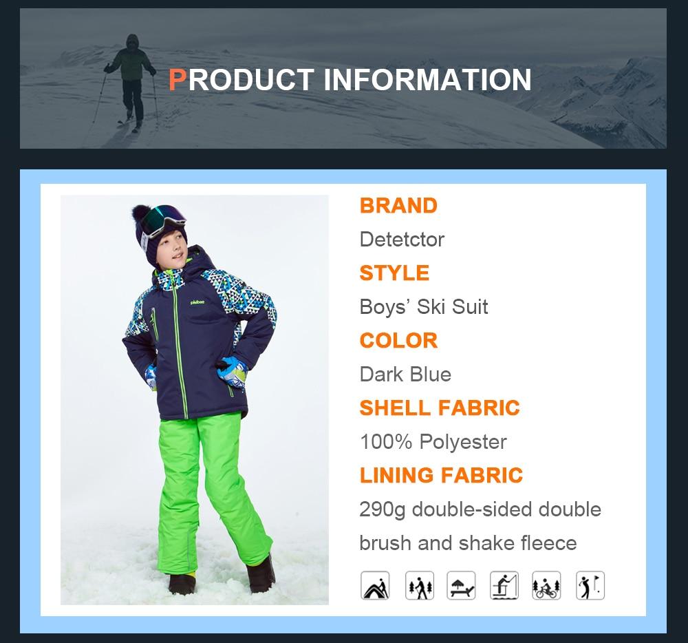 boys lightweight ski jackets