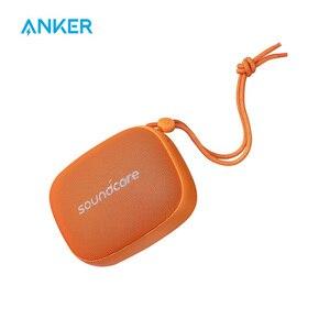 Soundcore Icon Mini от Anker водонепроницаемый bluetooth-динамик со взрывозащищенным звуком IP67 водонепроницаемость карманный размер 8 часов воспроизведения