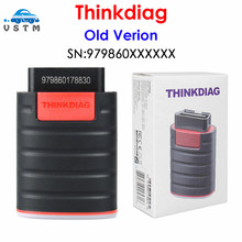 Old Boot Thinkdiag work For Diagzone Full system OBD2 Diagnostic Tool 15 reset services PK Launch Easydiag obd2 Tools
