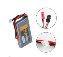 6,6 v 2200MAH 2S 8C 3PK Lipo Batterie Für Futaba 14SG 18SZ 16SZ T8J Sender Li-Fe fernbedienung batterie