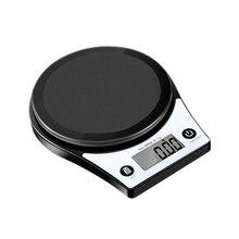 AIRMSEN ev mutfak terazisi elektronik gıda ölçeği pişirme ölçeği ölçme aracı LCD ekran yüksek hassasiyetli