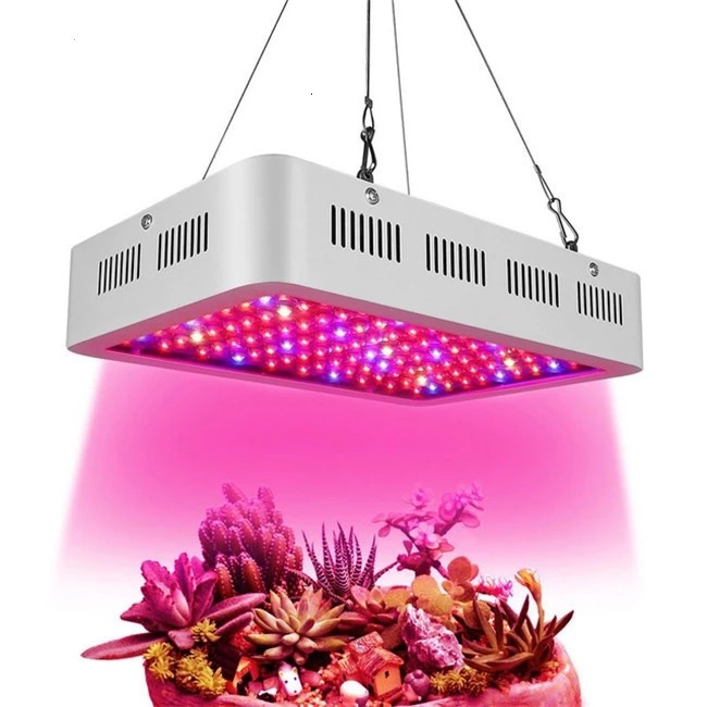 High Light Efficiency  600W  For Indoor Garden Sunlight Led Grow Light