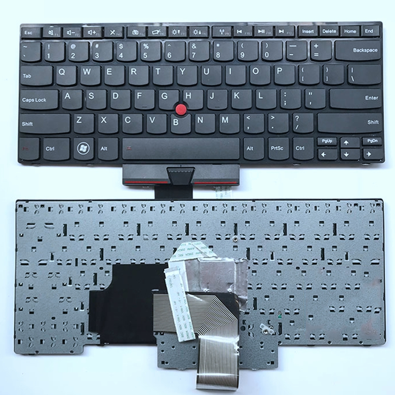 New For Lenovo Thinkpad Edge E330 E430 T430U E445 E335 S430 E430S E430C E435 Backlit Keyboard US
