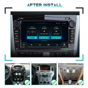 Image 2 - راديو للسيارة 2 DIN يعمل بنظام أندرويد 10 PX6 لأوبل فوكسهول أسترا H G J فيكترا أنتارا زافيرا كورسا فيفارو ميريفا فيدا كومبو 2din صوت أوتوماتيكي