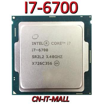 Intel Core I7-6700 CPU 3.4G 8M 4 Core 8 Thread LGA1151 Processor