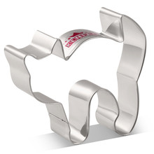 Cookie-Cutter Halloween Cutter-Stainless-Steel KENIAO Fondant/pastry Cat for Frightened