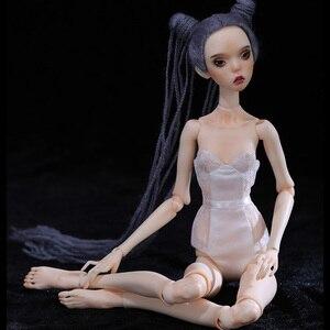Image 3 - New Arrival Doll BJD 1/4 Beth & Phyllis FreedomTeller kobiece ciało moda prezent jako Lillycat