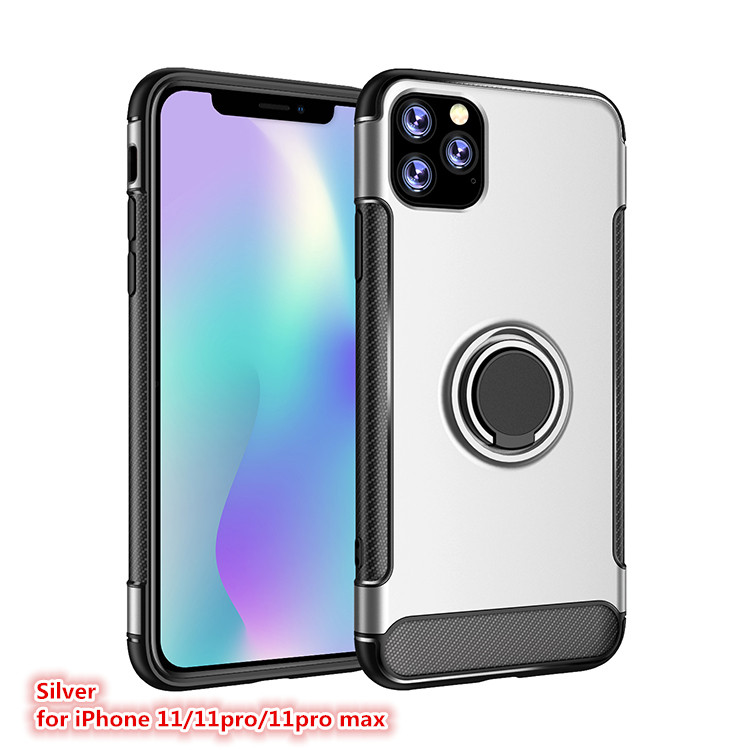 Hea1da565c8544c96bf8098f8183a1ddcf LSDI for iphone 11 pro max Case for iphone 6 6s 7 8 plus 5 5s se  Armor TPU+PC logo hole design Cover for x xr xs max
